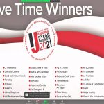 Five Time Winners